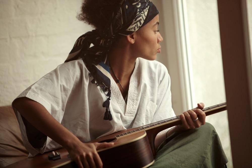 Nneka preps 'Soul Is Heavy'