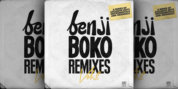 Benji Boko to release Remixes Vol.2