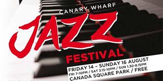 Canary Wharf Jazz Festival
