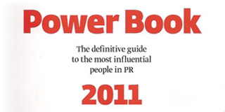 Outpost MD Named In PR Week Power Book