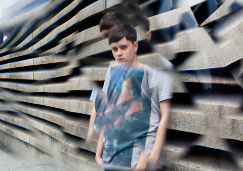 Rustie releases debut album Glass Swords